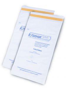 """Пакеты бумажные для паровой и воздушной стерилизации (100 шт), , Цену уточняйте, Крафт-пакеты КЛИНИПАК, ООО """"ВИТА-ПУЛ"""", Упаковка для стерилизации"""